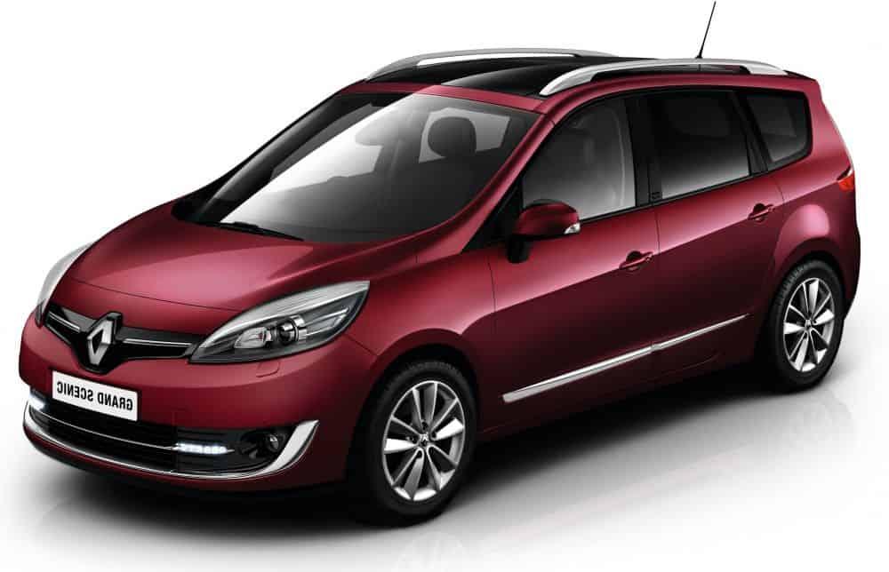 Renault Grand Scenic 1 5 Dci A Partir De 287 Mois Sans Apport