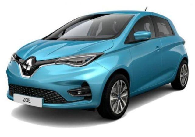 leasing lld loa voiture eletrique zoe